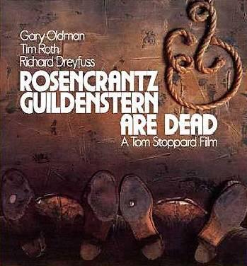 Rosencrantz and Guildenstern are Dead - T. Stoppard