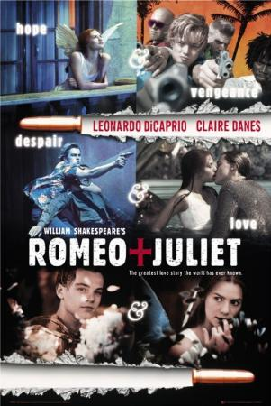 William Shakespeare's Romeo  & Juliet - Baz Luhrmann