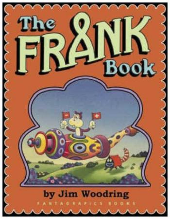 Jim Woodring - The Frank Book (comics compiled 2003)