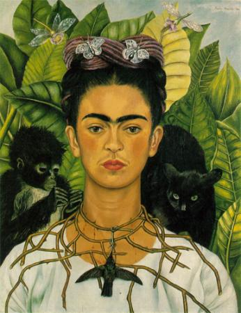 The art of Frida Kahlo