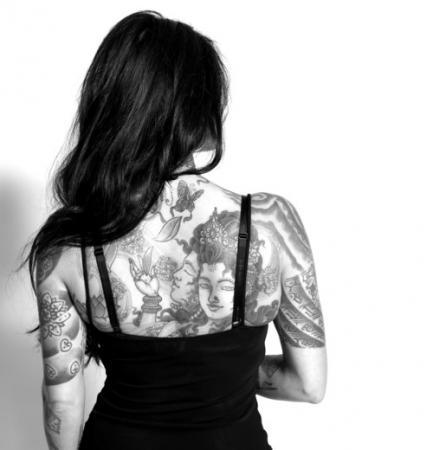 Tattoos by Saira Hunjan
