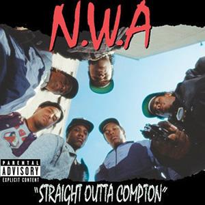 N.W.A - 'Straight Outta Compton'
