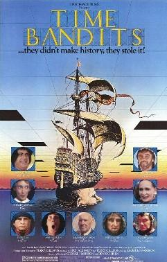Time Bandits by Terry Gilliam