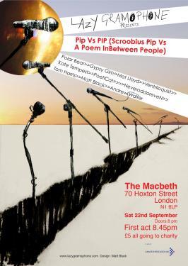Pip vs Pip gig - Design Matt Black