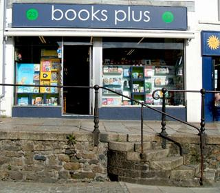 Books Plus - Penzance, Cornwall