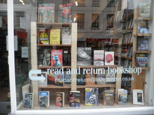 Read & Return Bookshop - Exeter