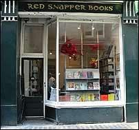 Red Snapper Bookshop - London