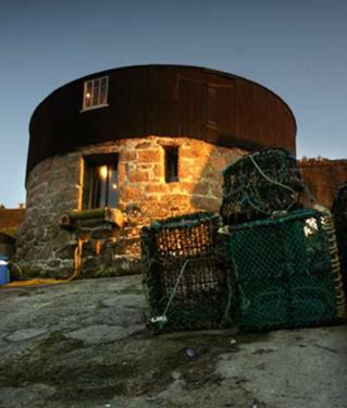 The Round House - Sennen Cove, Cornwall