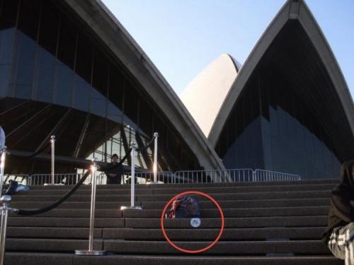 Sydney Opera House - Courtesy of Tara-Jane