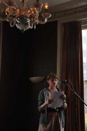 Joe Tedds - Photo by Claire Fletcher