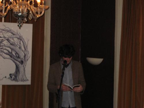 Will Conway reading
